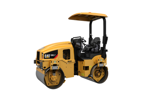 Caterpillar launches new rental-oriented compactor line