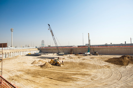Main contractor picked for Dubai's Cayan Cantara