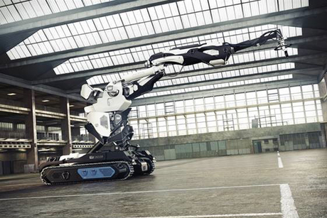 US firm unveils robots that can 3D-print entire homes