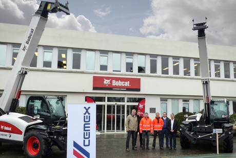 Cemex adds eight Bobcat units to existing fleet