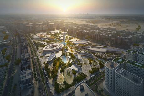 Zaha Hadid Architects wins Aljada design contract