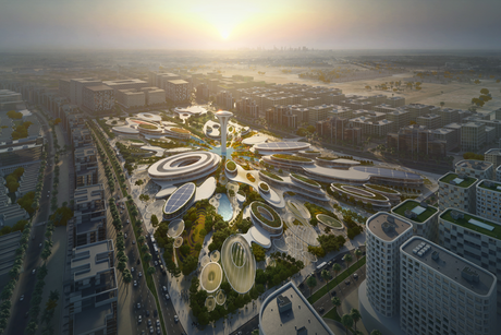 Zaha Hadid Architects wins Aljada design contract