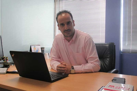 Five minutes with Charalampos Sarafopoulos, Al Shirawi FM