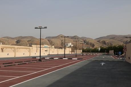 Oman: City Centre Qurum's car park completes early