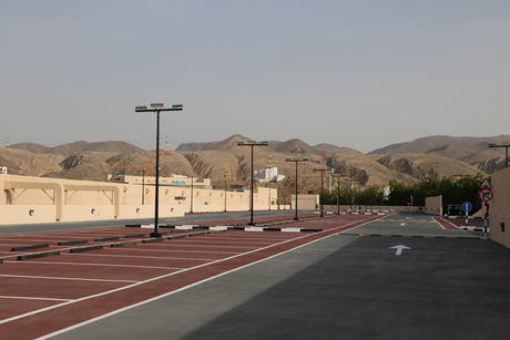 Oman: City Centre Qurum's car park completes early