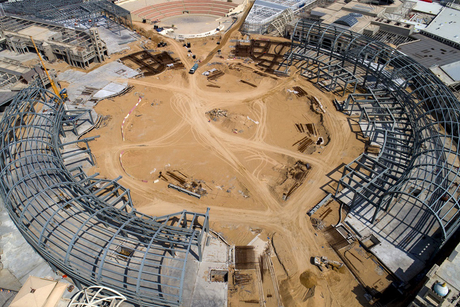 Work on $326m Cityland Mall over halfway complete