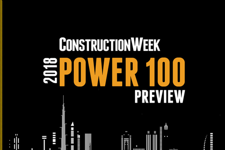 Podcast: Construction Week Viewpoint – 2018 CW Power 100 preview