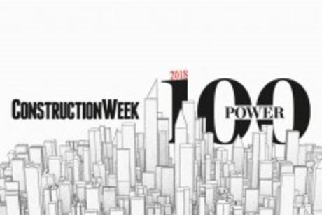 2018 Construction Week Power 100: Top 10 consultants