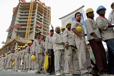 Firms come to aid of stranded Saudi Oger workers