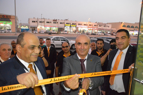 Continental opens first end-user tyre shop in UAE