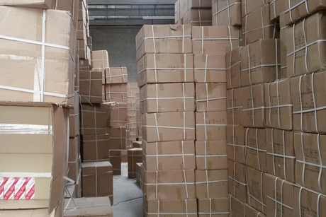 100,000 counterfeit parts seized in Al Ain raid