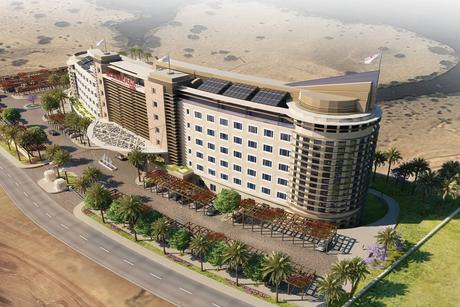 Oman's $96m Crowne Plaza Muscat OCEC hotel opens