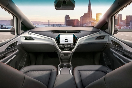 GM seeks approval to deploy self-driving vehicles in 2019