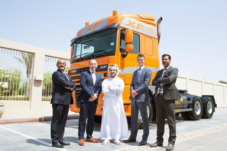 Al Naboodah Group Enterprises relaunches DAF Trucks in UAE