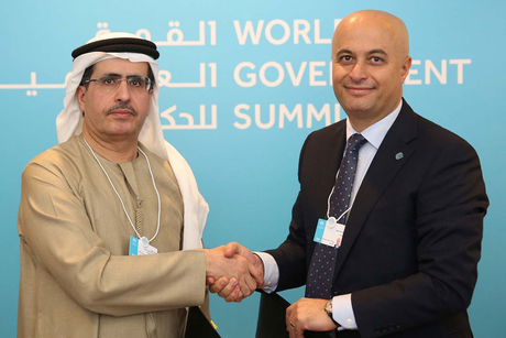 DEWA, Microsoft ink MoU in pursuit of Smart Dubai