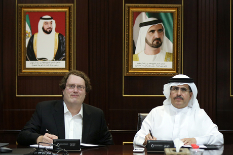 DEWA, Silver Spring Networks ink smart grid deal
