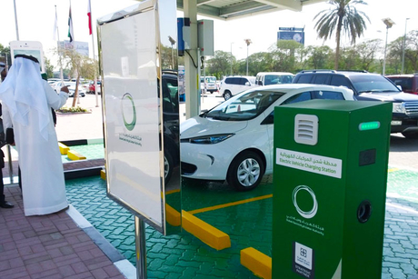 UAE to build charging stations for electric cars