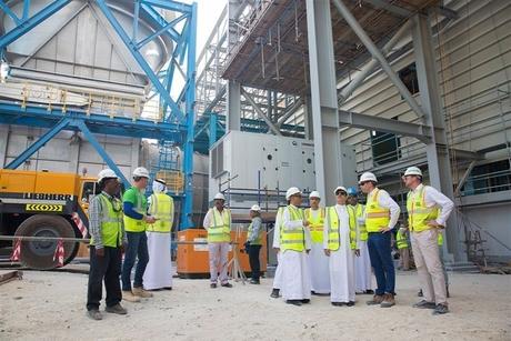 DEWA M-Station's expansion in Dubai 70% complete
