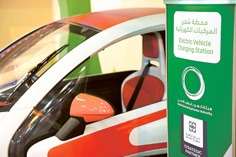 UAE electric vehicle regulations adopted by Gulf nations