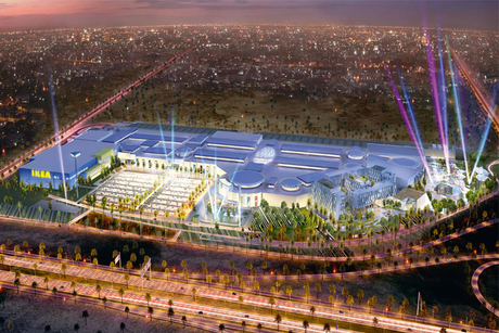 Doha Festival City set for opening in March 2017