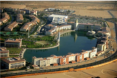 Dubai's industrial real estate sector is thriving