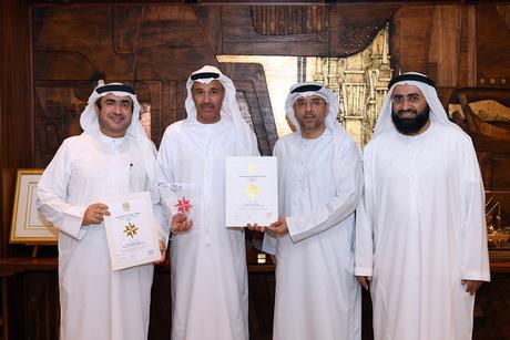 Dubai Municipality scoops two British Safety Council awards