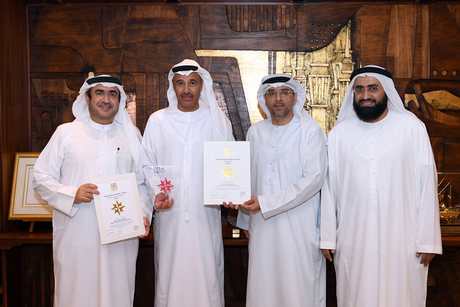 Dubai Municipality scoops two British Safety Council awards