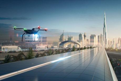 DP World, Virgin Hyperloop One to develop high-speed cargo transport