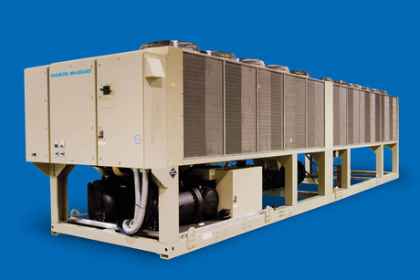 Daikin gets quality mark for air cooled chillers