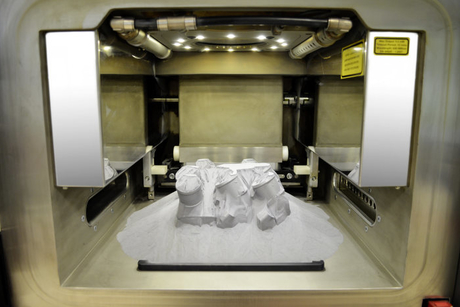 Daimler 3D prints its first truck spare parts in aluminium