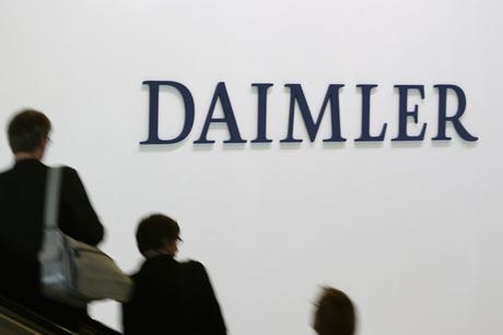 Daimler AG investors approve highest ever dividend
