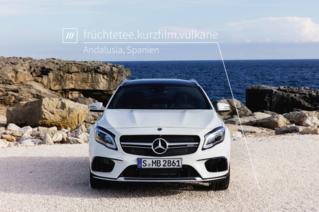 Mercedes-Benz adopts word-based coordinate system