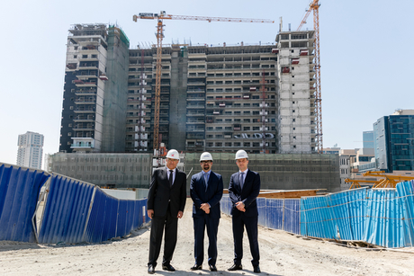 Damac awards $381m of contracts in Jan, Feb 2017