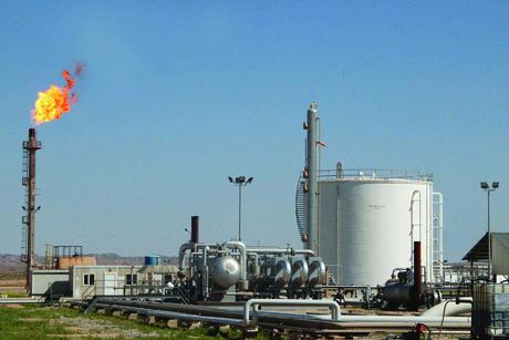 Expansion 'on track' at Dana Gas Iraq plant