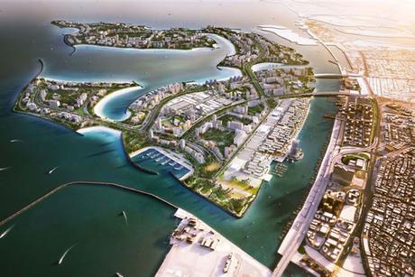 Nakheel reveals $160m resort at Dubai's Deira Islands