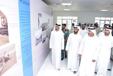 Abu Dhabi officials inaugurate $46.3m Delma Port project