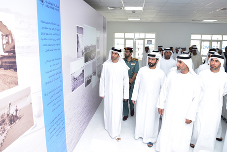 Abu Dhabi officials inaugurate $46.3m Delma Port project