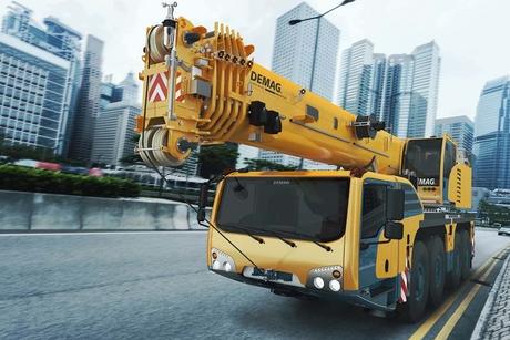 Bahrain contractor orders six Terex and Demag cranes