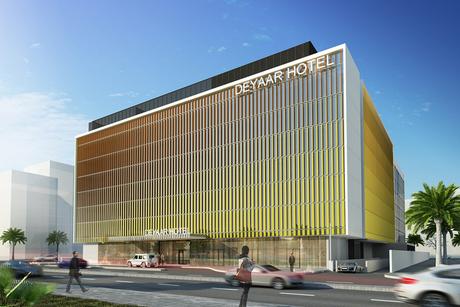 UAE: Work begins at Deyaar's Al Barsha hotel site