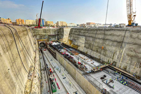 Tunnelling complete at Doha Metro 41km Red Line