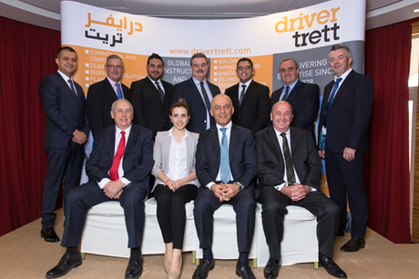 Construction consultancy Driver Trett launches Kuwait office
