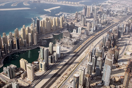 'Dubai property prices fell 11% in 2015'