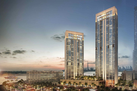 Al Naboodah wins main contract for Dubai Creek Harbour project