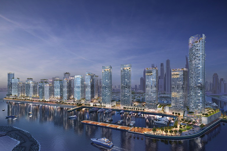 Emaar launches new waterfront project in Dubai Harbour