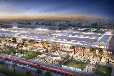 ALEC awarded main contract for Dubai Hills Mall project