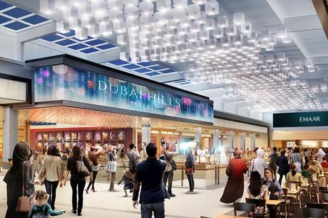 Dubai Hills Mall reaches 60% completion mark
