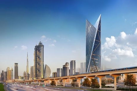 Dubai Investments to build $272.5m skyscraper in Dubai