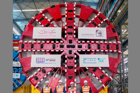 Middle East's largest TBMs due in Dubai for Expo-related project