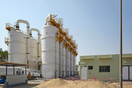 DEWA awards $21m Series Reactor construction deal