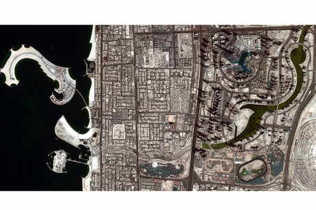 In Pictures: Dubai Water Canal – before and after